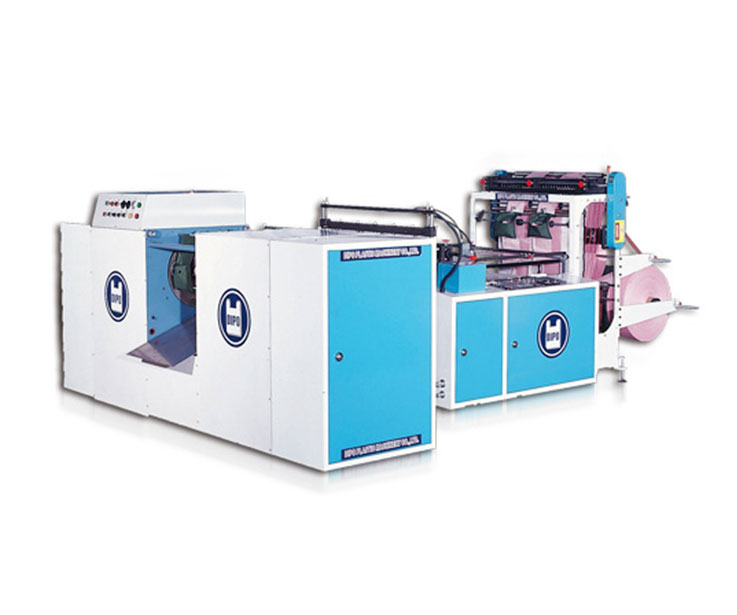 Perforated Bag on Roll Making Machine (Coreless)