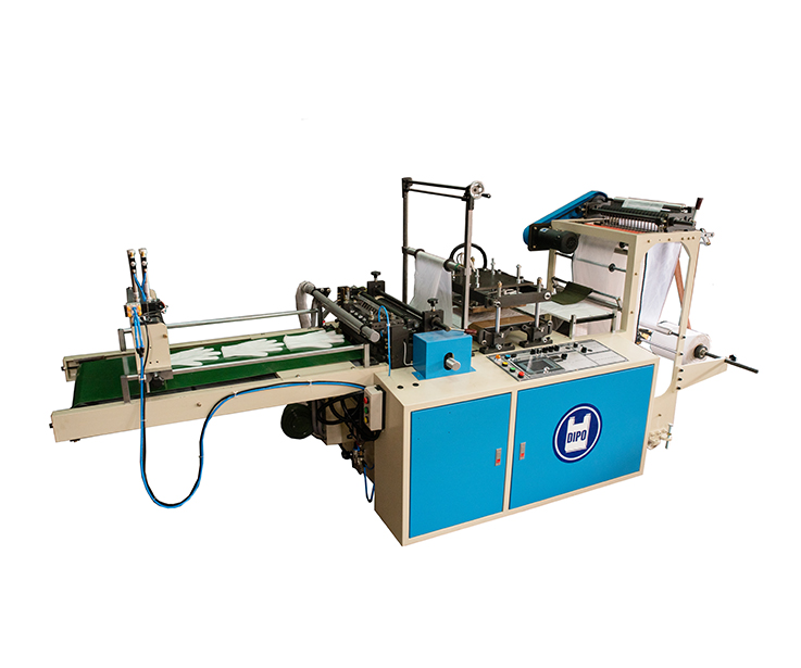 Servo Glove Sealing And Cutting Machine
