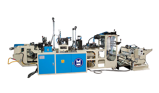 Single Open Perforating Roller Bag Making Machine(Manual Change Roll)