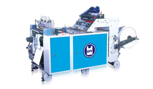 High Speed Waste Pick Up Bag Making Machine