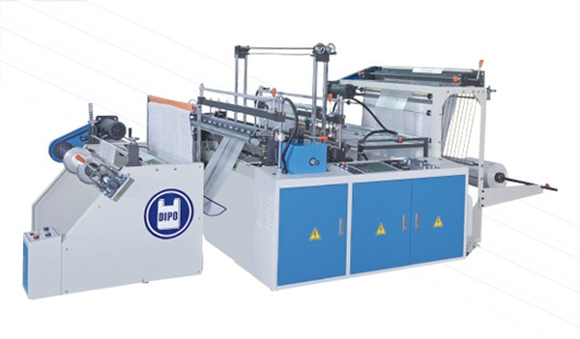 High Speed Perforated Bag Making Machine