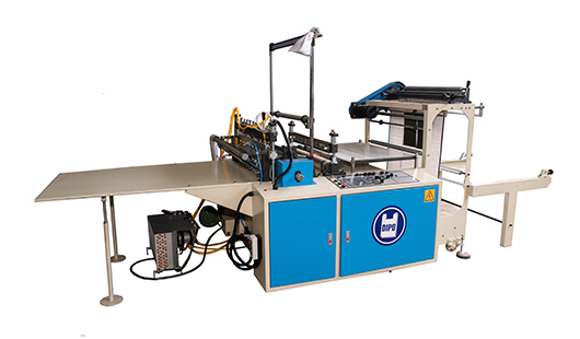 High Speed Flat Bag Making Machine (KEFC Series)