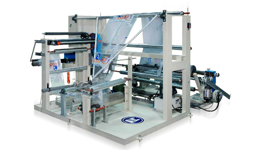 High Speed Bag Making Machine (Triangle Fold Type)