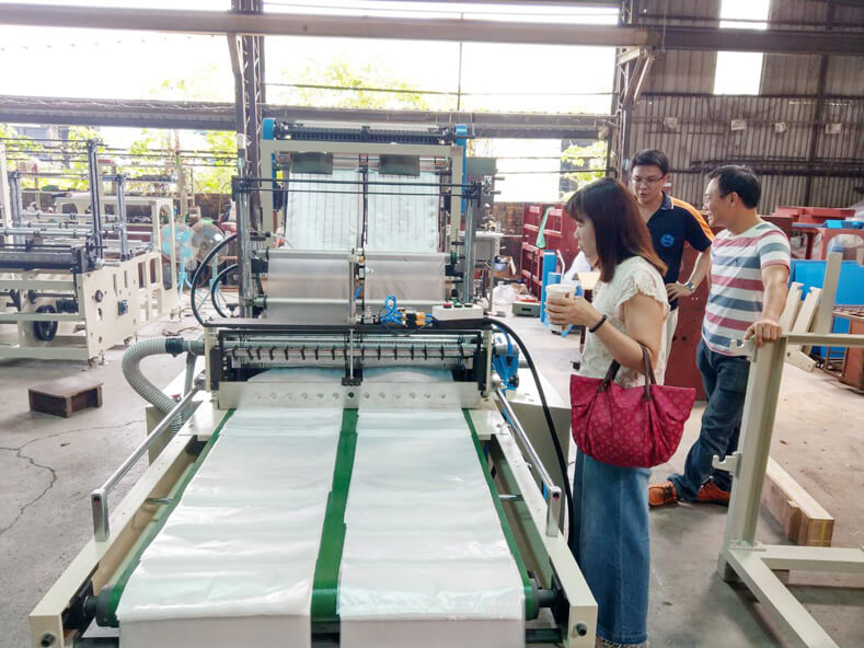We Don't Only Export! Homegrown Manufacturers Demand Dipo Machinery.